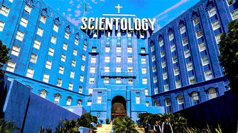 what is a scientology church
