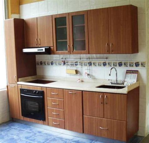 foto cocinas foto cocina melamina de cocinas y closets valle