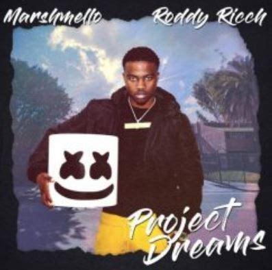 marshmello project dreams lyrics mp3 download marshmello roddy ricch project dreams