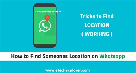 How To Search For By Location How To Find Someones Location On Whatsapp Shared Some Techniques To Find