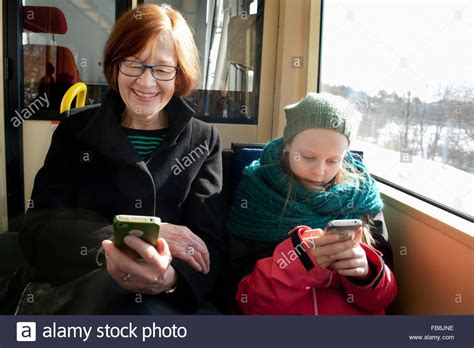 fb jne sweden stockholm girl 10 11 with grandmother sitting