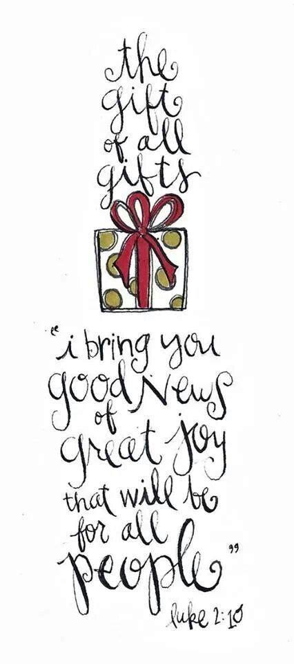 faith  gift   gifts  bring  good news  great joy merry christmas christmas