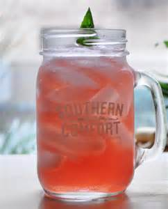 southern comfort mixed drink recipes
