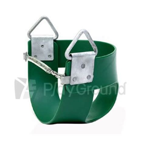 half bucket toddler swing swing seats residentialno p1008 plastic half bucket
