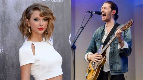 hozier family turns out taylor swift is as big a hozier fan as we are