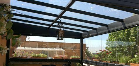 chiusure in vetro per terrazzi serramenti in vetro per verande tsh service