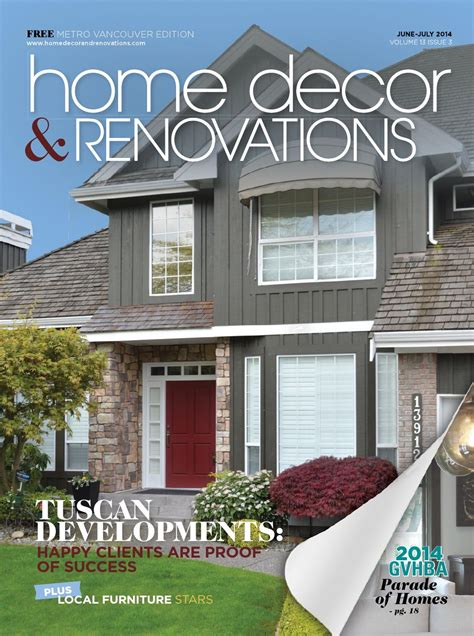 issuu vancouver home decor renovations jun jul 2014