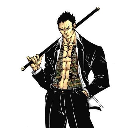 yakuza tattoo anime torque 1 9 6 2 anime yakuza