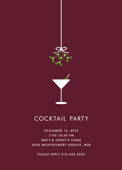cocktail party invitation party invitations cocktail party at minted com