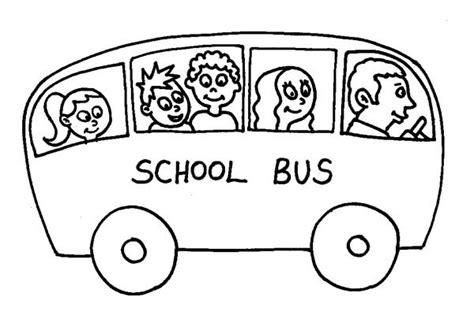 school bus coloring page pdf small school bus clipart 86