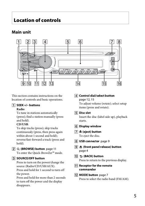 sony cdx gt40u wiring diagram wiring diagram manual