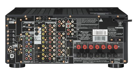 vsx txv elite thx select  channel av receiver