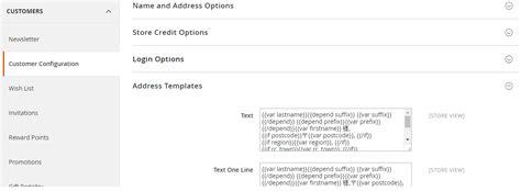 layout config xml magento magento2 change standard address format on magento