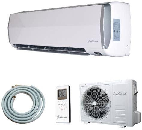 portable air conditioner: Celiera 18000 BTU Ductless Mini Split Air Conditioner   Heat Pump