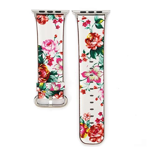 Floral Series 3 for apple series 3 2 1 42mm fashion pastoralism