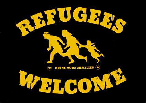 Aufkleber Drucken Osnabr Ck by Aufkleber Refugees Welcome 10er Pack K120