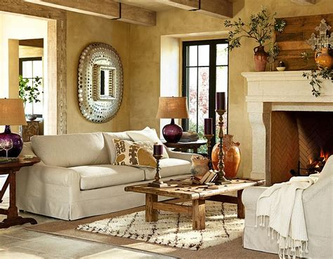 looking simple and cozy with pottery barn living room 28 elegant and cozy interior designs by pottery barn