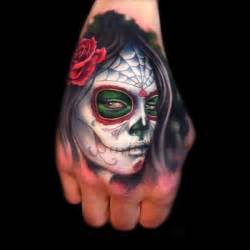 pretty leg tattoos 72 beautiful sugar skull tattoos with images piercings