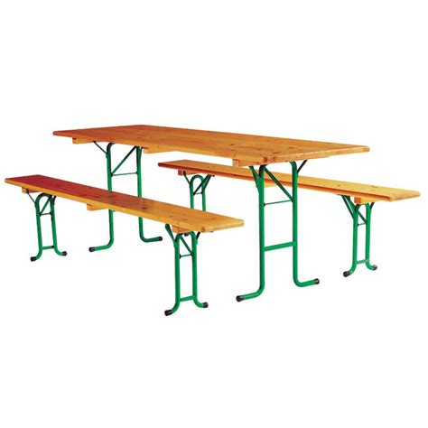 table et banc pliant table et banc pliant magequip destockage grossiste
