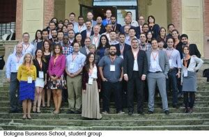 Mba Consortium 2016 by Bologna Business School Bologna Italy
