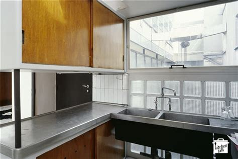 Le Corbusier Kitchen by Le Corbusier Perriand Kitchens Kitchen Talk