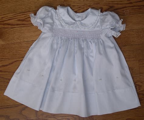 clothes pattern for baby the old fashioned baby sewing room emma s classic smocked