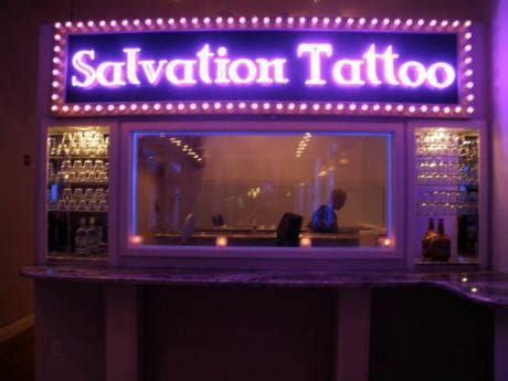 salvation tattoo lounge salvation lounge and design
