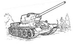 tiger tank coloring page ausmalbild panzer t 34 ausmalbilder kostenlos zum