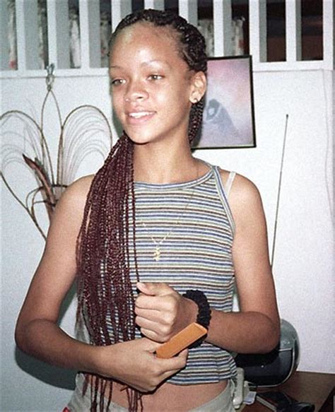 tammy hair line the bajan reporter sister that is you rihanna s