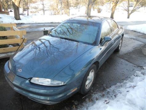 how to sell used cars 1995 oldsmobile aurora head up display purchase used 1995 oldsmobile aurora base sedan 4 door 4 0l in lansing michigan united states
