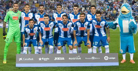 Calendario R C D Espanyol El Club