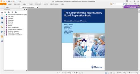 neurosurgery rounds questions and answers books the comprehensive neurosurgery board preparation book