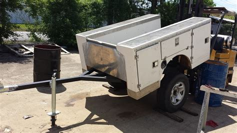 service bed for sale fiberglass mini truck service bed trailer for