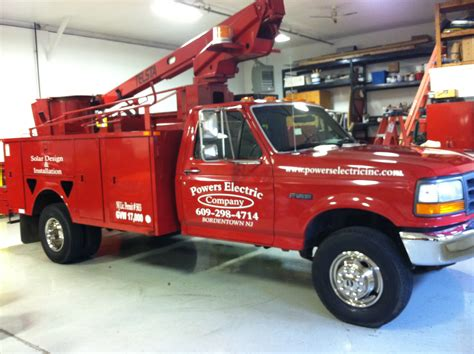 electric company truck welcome to powers electric company inc