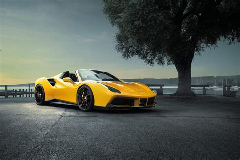 ferrari 488 custom novitec comes up with this custom ferrari 488 spider