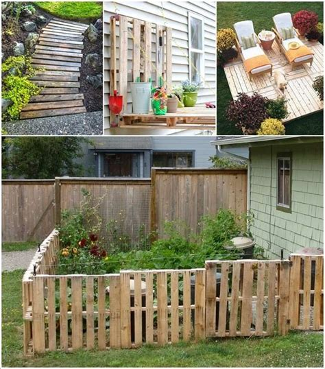 Decorating Ideas Using Pallets 5 Awesome Ideas To Use Pallets For Garden Decor