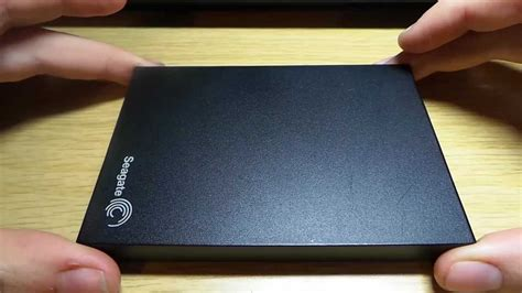 review of the seagate expansion drive 500gb usb 3 0