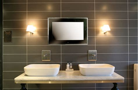 bathroom television bathroom tv tea london