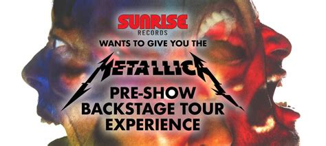 Metallica Ticket Giveaway - metallica contest win a trip and backstage tickets to the show in edmonton