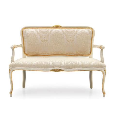 Classic Style Sofa by 2 Seater Italian Sofa Sevensedie
