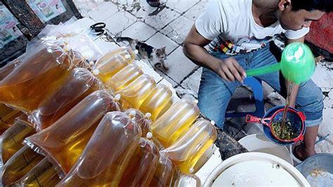 Minyak Goreng Curah Di Surabaya ylki desak het minyak goreng curah