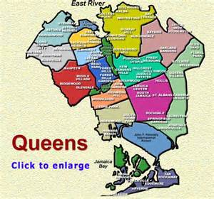 Map Of Queens New York by Map Of Queens Ny Netizen April 2010 Favorite Places