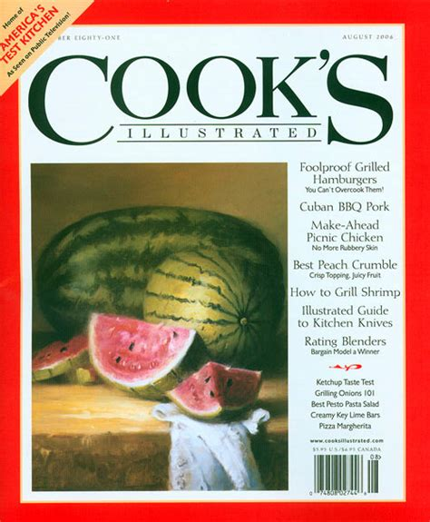 cook s illustrated cook s illustrated 1st choice magazines