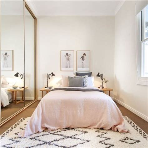 ideas  small bedroom inspiration