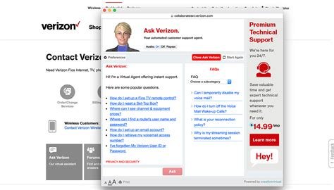 verizon home service customer service 28 images
