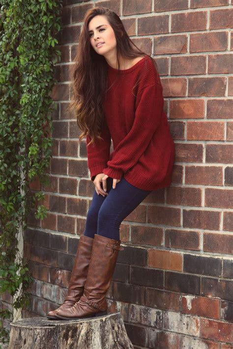 Pretty Trutleneck Sweater Maroon 40 pretty fashion for 2017 burgundy sweater