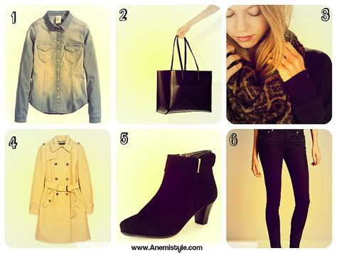 Must Wardrobe Items by 6 Must Items For A Stylish Wardrobe This Autumn A N