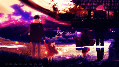 wallpaper anime with quotes shelter anime background wallpaper quotes by isaldalvizar