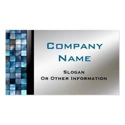 tile business cards blue mosaic tiles business cards zazzle