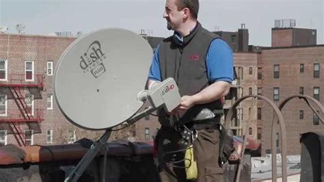 Satellite Dish Technician by Dish Network Technician Al